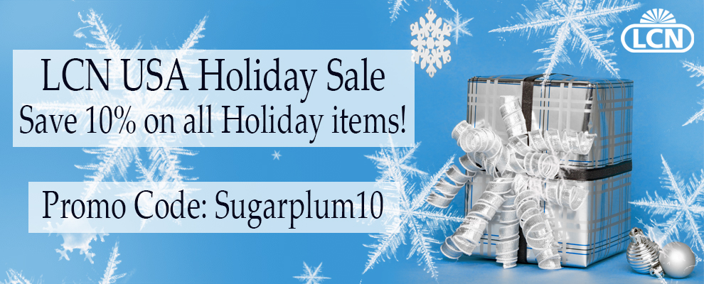 10% off Holiday Items!