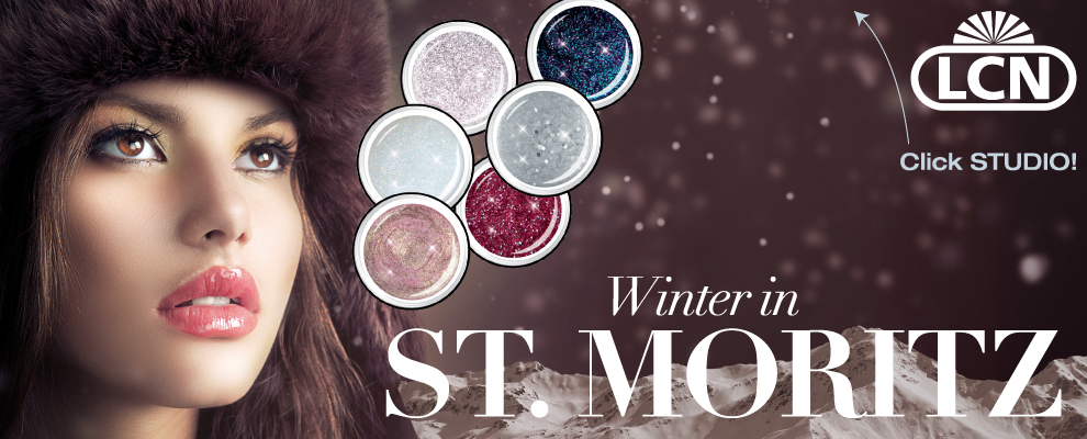 "Colour Gel Set ""Winter in St. Moritz"""