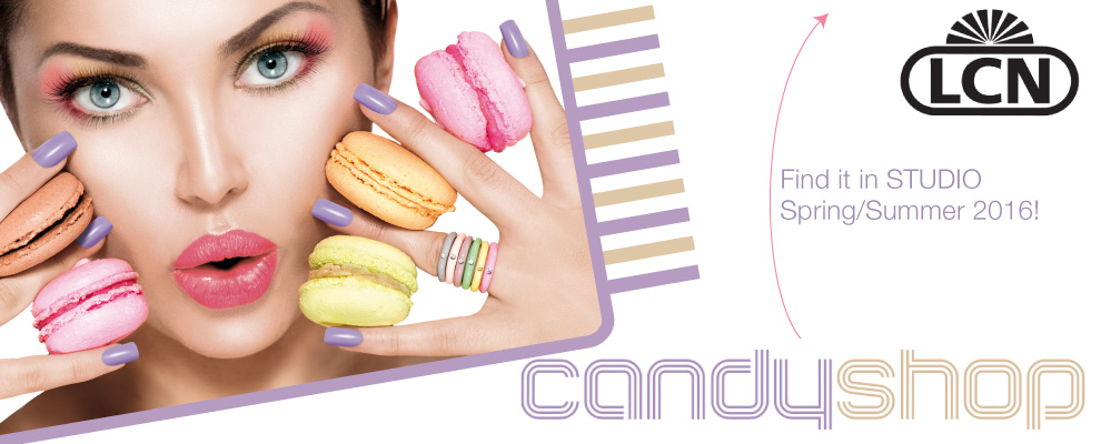 Candy Shop Trend Collection