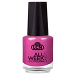 All Week Long - Candies and Lolipops nail polish, extended wear polish, top coats, nails, nail art, shellac, gelish, vinylux