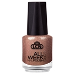 All Week Long - Im a cosmo girl nail polish, extended wear polish, top coats, nails, nail art, shellac, gelish, vinylux