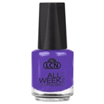 All Week Long - get the party started nail polish, extended wear polish, top coats, nails, nail art