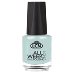 All Week Long - lost in paradise nail polish, extended wear polish, top coats, nails, nail art