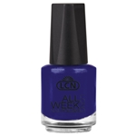 All Week Long - take me to rio nail polish, extended wear polish, top coats, nails, nail art