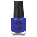 All Week Long - walk the copacabana nail polish, extended wear polish, top coats, nails, nail art