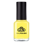 Banana Beach nail polish, extended wear polish, shellac, creative play, top coats, nails, nail art, essie, opi, color gel, hard gel