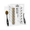 Contouring Brush Display makeup, contouring, contour, brush, contour brush, blush, bronzer