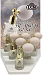 Display, Diamond Dust highlighter, body, makeup, make up, glamour, hollywood, glitter
