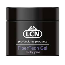 FiberTech Gel - Milky Pink fiberglass, silk wrap, fiber glass, gel nails, hard gel, sculpting gel