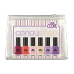 "Nail Polish Set ""Candy Shop"" nail polish, extended wear polish, top coats, nails, nail art, essie, opi, color gel, hard gel"