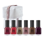 "Nail Polish Set ""Hippie Chic"" nails, nail polish, polish, vegan, essie, opi, salon, nail salon"