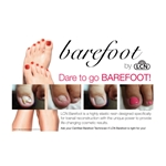 "Poster ""Barefoot"""