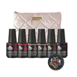 "Recolution Advanced Set ""Hippie Chic"" gel polish, shellac, soak off gel, soak off, gel nails"
