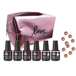 "Recolution Advanced Set ""What Do You Pink?"" gel polish, shellac, soak off gel, soak off, gel nails"