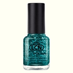 "Supreme Effect Top Polish ""turquoise"" nail polish, extended wear polish, shellac, creative play, top coats, nails, nail art, essie, opi, color gel, hard gel"