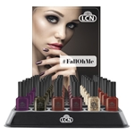 Trend Display Nail Polish #FallOhMe  nails, nail polish, polish, vegan, essie, opi, salon, nail salon, gift set