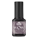 WOW Hybrid Gel Polish - lovely plum hybrid gel polish, gel polish, shellac, nail polish, fast drying nail polish