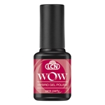 WOW Hybrid Gel Polish - pink party hybrid gel polish, gel polish, shellac, nail polish, fast drying nail polish