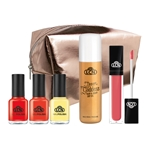 Wild Desert Make Up Set nails, nail polish, polish, vegan, essie, opi, salon, nail salon
