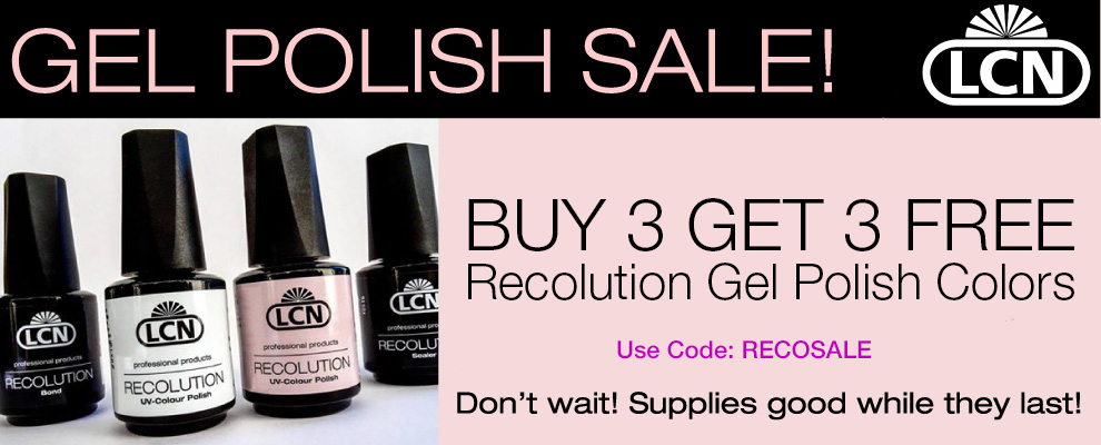 Gel Polish Sale!