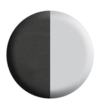 anthracite/white - Thermo Colour Gel