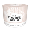 "Luxurious Body Powder ""The Powder Room"" body powder, body, makeup, vanilla, talcum, puff"