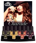 "Polish Trend Display ""Charade"", 6pcs"