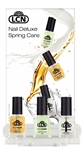 Display Nail Deluxe Spring Care
