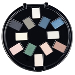 Professional Make Up Palette - Eyeshadow makeup, make up, mac, makeup artist, bobbie brown, clinique, nars, mineral makeup