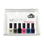 "Nail Polish Set ""Industrial Innocence"" nail polish, extended wear polish, top coats, nails, nail art, essie, opi, color gel, hard gel"