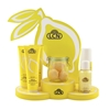 Display Citrus Foot Care CITRUS, footcare, feet, pedicure, peeling, mask, treatment, lemon